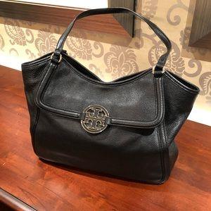 Black Tory Burch top handle bag